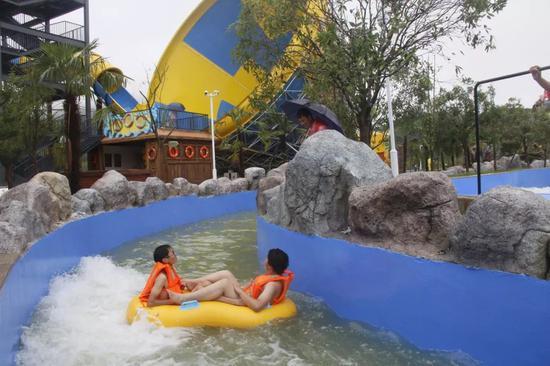 白鹭湖水上乐园世界杯主题活动上线