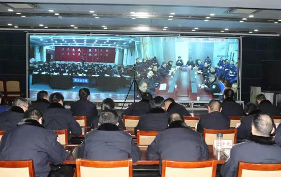 跨年夜 鄭州督促整改火災隱患2143處