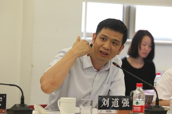 华强方特集团总裁刘道强