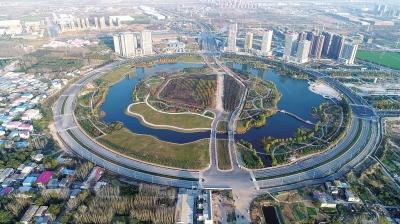 许昌新闻_许昌城市中轴 怎一个美字了得