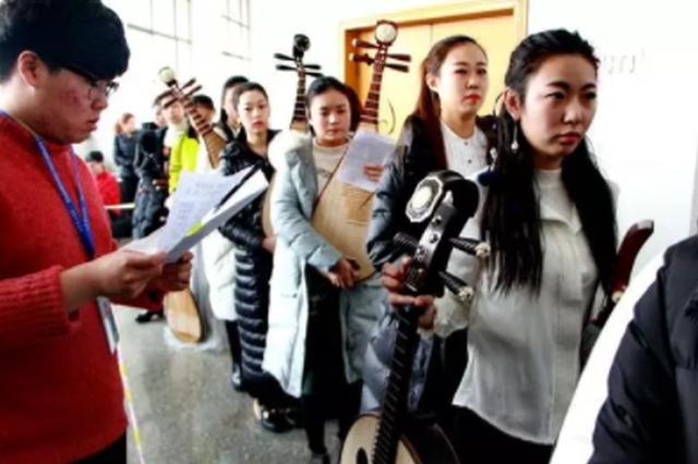 2018年河南艺考成绩合格线公布 附分数段统计表