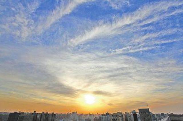 郑州好天气同比增加3天 这些问题依然较为严重