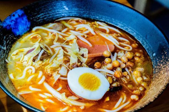 小锅米线豆汤饭,冷锅串串茶泡饭!精致一人食!