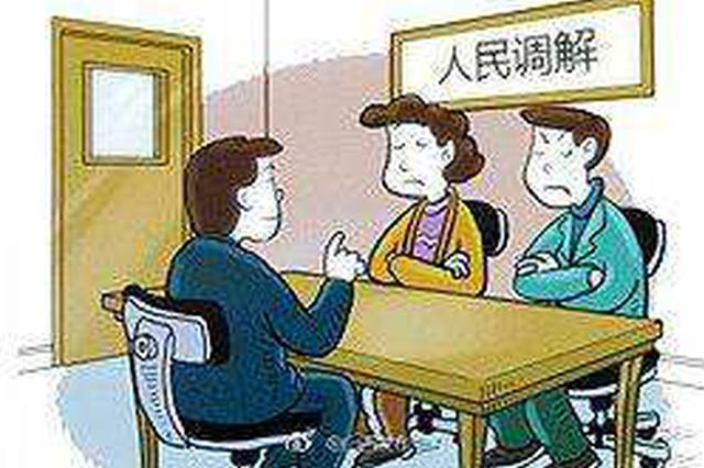 河南今年村村将有专职人民调解员