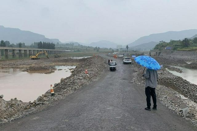 河南新乡、焦作灾毁道路恢复如何?先通后畅,明年6月完成重建