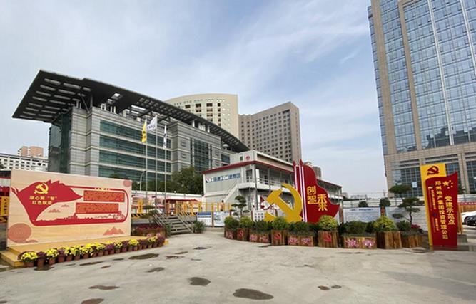 郑州明年建成省内最深地下5层停车场 缓解省医周边停车压力