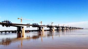 河南年底前再通5条高速 2座跨黄河大桥