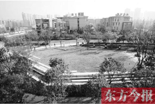"""环境优美的洛阳国家大学科技园,被列入河南自贸区洛阳片区""""四板块"""""""