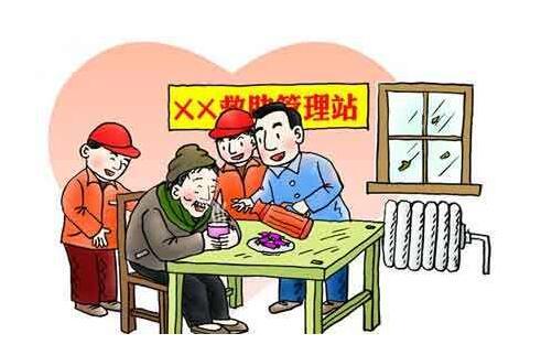 """大庆市专项救助行动启动 24小时为流浪者""""遮风挡雪&quot"""