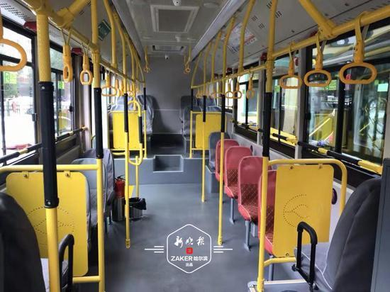 线路220多条 哈尔滨市主城区居民出门500米就能坐公交