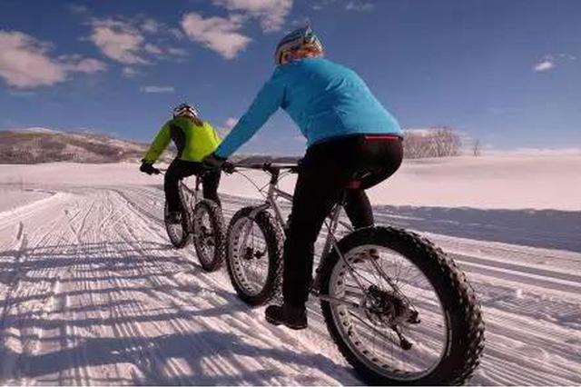 黑龙江省将于12月3日举办雪地马拉松自行车赛