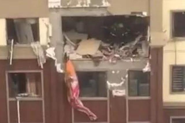 佳木斯一小区发生燃气爆炸 致1人死亡2人受伤