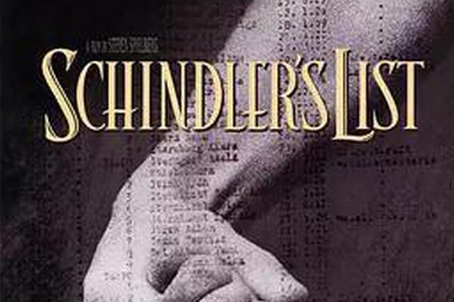《辛德勒的名单》北美重映 导演:时机再合适不过