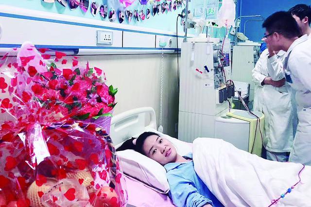 调整最佳状态戒掉零食 大庆研二女生捐髓救苏州三岁患儿