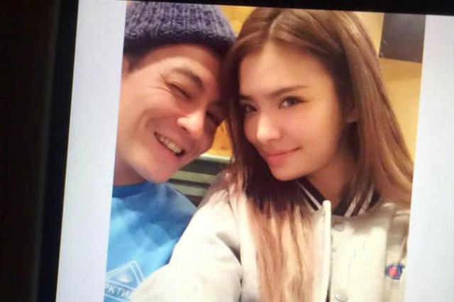 私生活混乱与陈冠希有染?naomi经纪公司发表声明