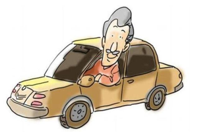 年满60周岁持A、B型驾照的驾驶人 快去交警部门办降型