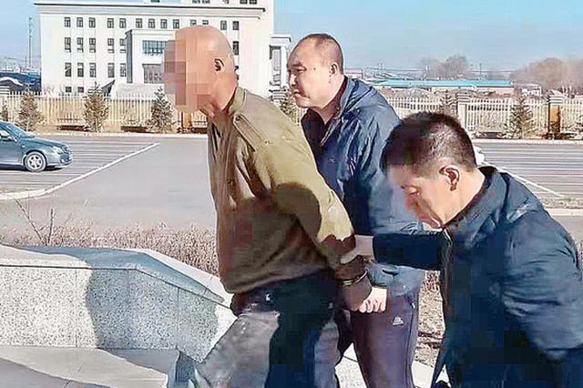 大庆警方查看视频监控200余小时 电瓶车大盗终落网