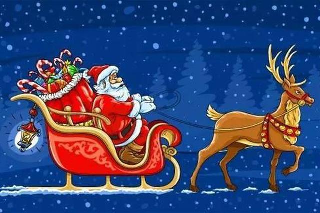 """不能说的秘密?男子因称""""圣诞老人不存在""""被捕"""