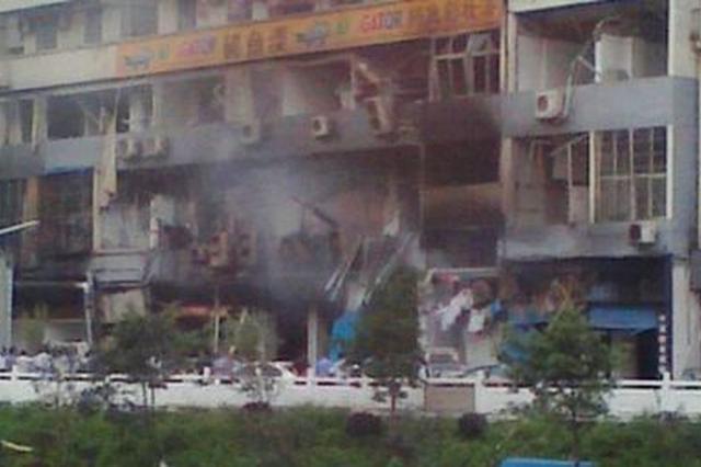 辽宁朝阳市发生天然气爆燃事故致1死4伤