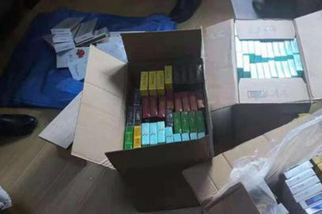 大庆女子卖假烟被逮 牵出朋友圈涉案超百万假烟贩子