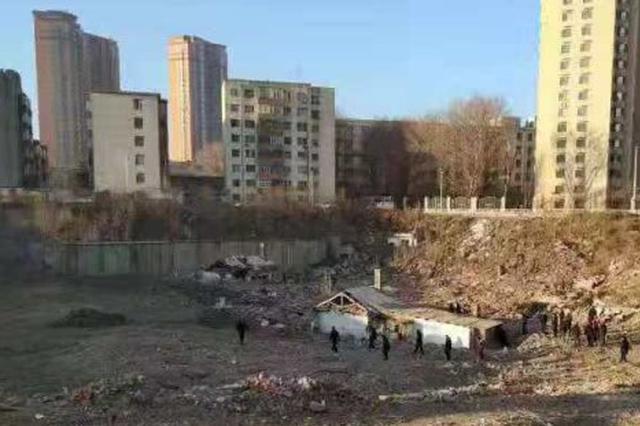 """拆除两处""""钉子户"""" 哈尔滨市龙葵路打通在即"""