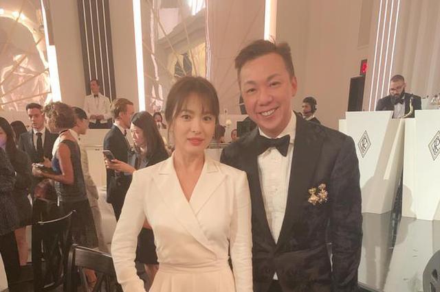 宋慧乔离婚后发声了:我一切OK,不用担心