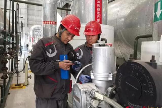 哈尔滨加快储煤增加热源智慧供热