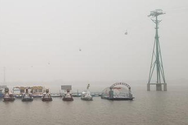 哈尔滨市江上轮渡全面停航 信息已在各售票