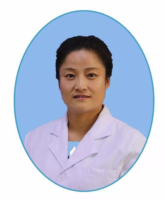 李彦梅—— 小儿脑瘫康复治疗中心主任