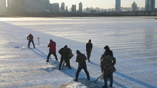 """""""不一般""""的哈尔滨首届采冰节快来了!众多亮点提前看"""