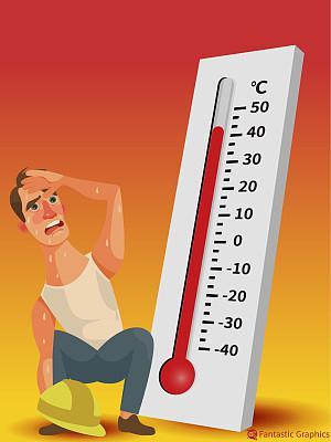 未来十天高温继续盘踞湖南 需注意做好防暑降温措施