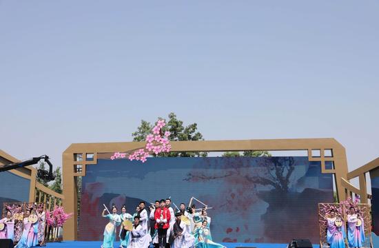 2020中国旅游日湖南宣传活动在常德桃花源拉开帷幕
