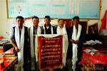 在西藏,长沙电力援藏人收获了一份特别的中秋礼物