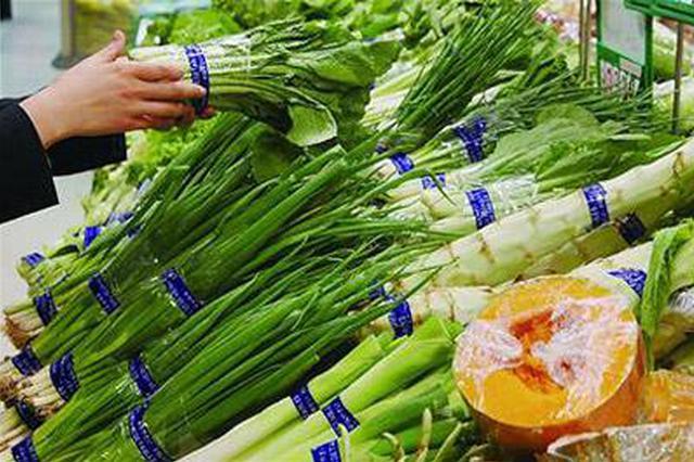 高温影响蔬菜零售均价上涨 冬瓜当期价格最低