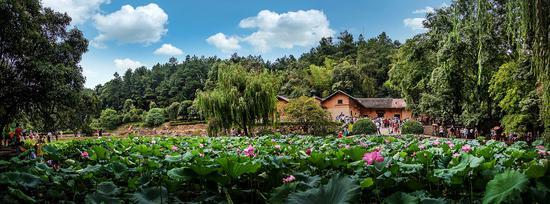湖南韶山市政府_2020湖南红色旅游文化节将于7月25日在韶山举行_新浪湖南_新浪网
