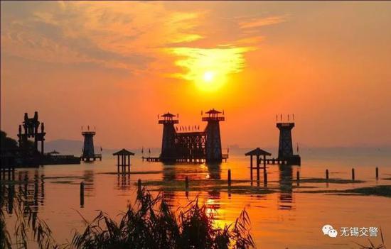 无锡北面路网(南京、长江以北)来锡