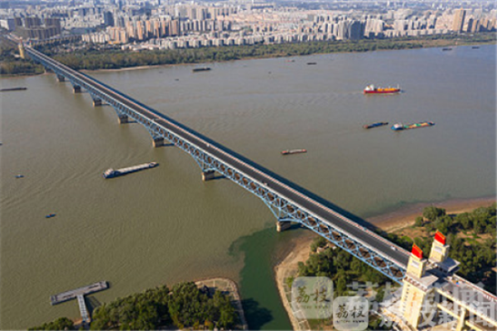 让过江更便捷!未来长江江苏段将建成36座过江通道