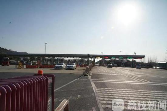 宁芜高速公路宁马收费站站点ETC改造工作已完成