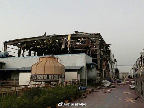 广西玉林爆炸事故致4死7伤 相关责任人被公安机关依法控制