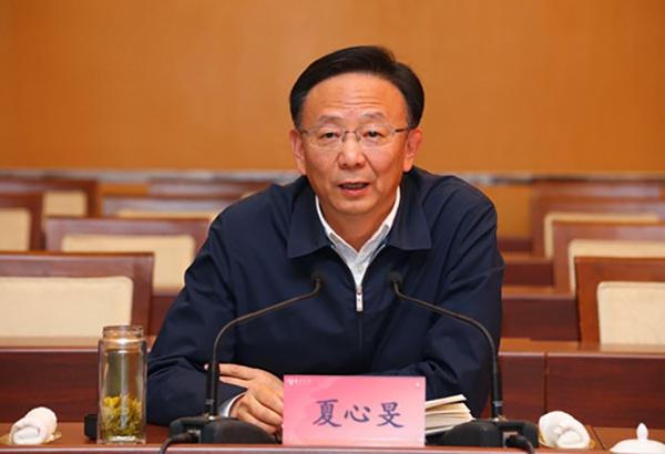 夏心旻履新扬州市委书记:如何给古城扬州植入科创气质