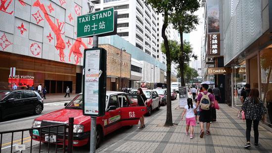 香港市民痛斥暴动影响民生:反感暴力 全力支持警察