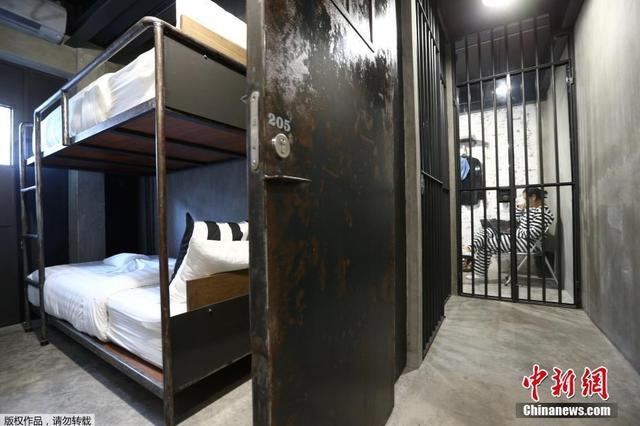 泰国推出监狱主题酒店 客人穿囚服体验监狱生活