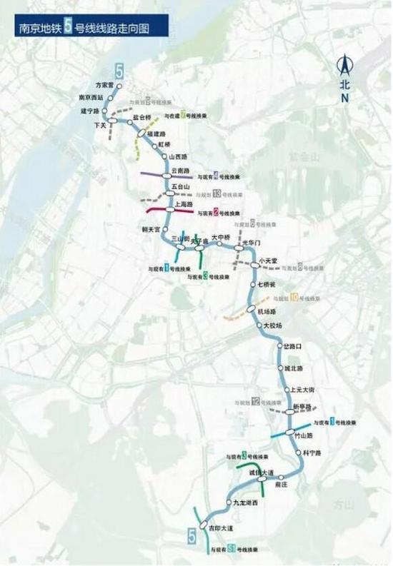 迈皋桥到南京火车站_南京地铁一号南延线的竹山路站在哪儿?具体点-