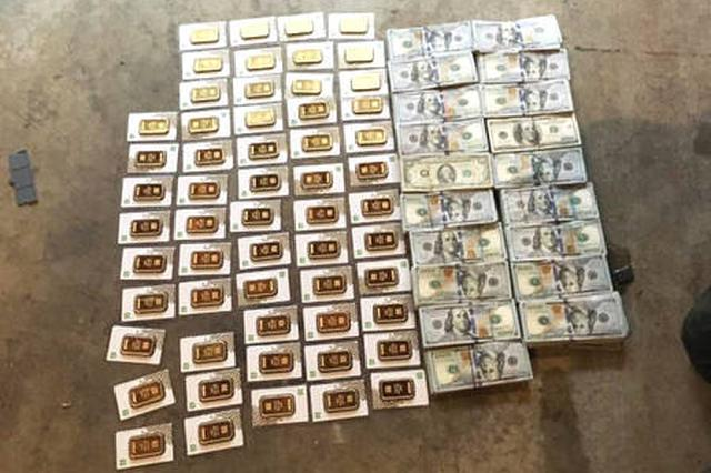 南京警方斩断一跨境网络种贩大麻链