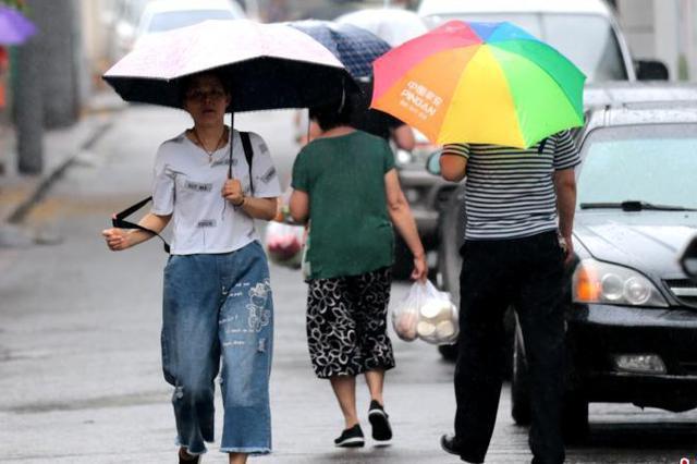 降温了!南京最低气温跌破20℃