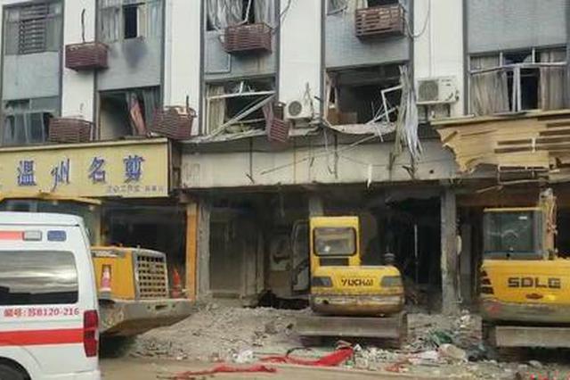 无锡小吃店爆炸 附近商户:炸10分钟后老板才回来