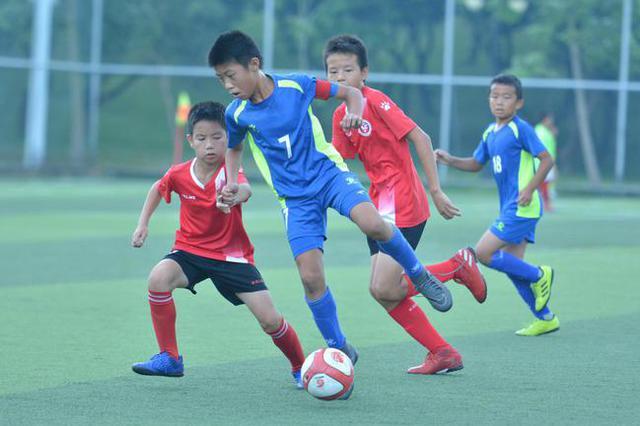最新!江苏新增212所足球特色学校 有你熟悉的吗?