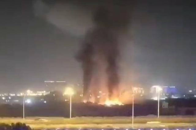 无锡通报一空地爆炸致9人受伤:系废弃油桶爆炸
