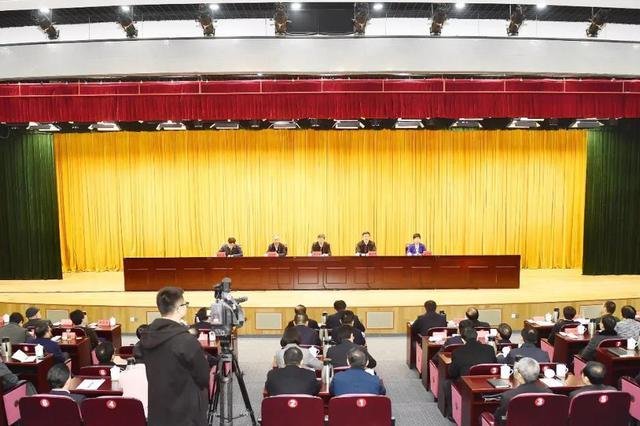 新任淮安市委书记蔡丽新动情发言:昼无为、夜难寐