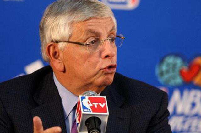 NBA前任总裁去世 他曾在央视等1小时敲开中国大门